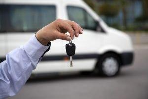 minibus keys