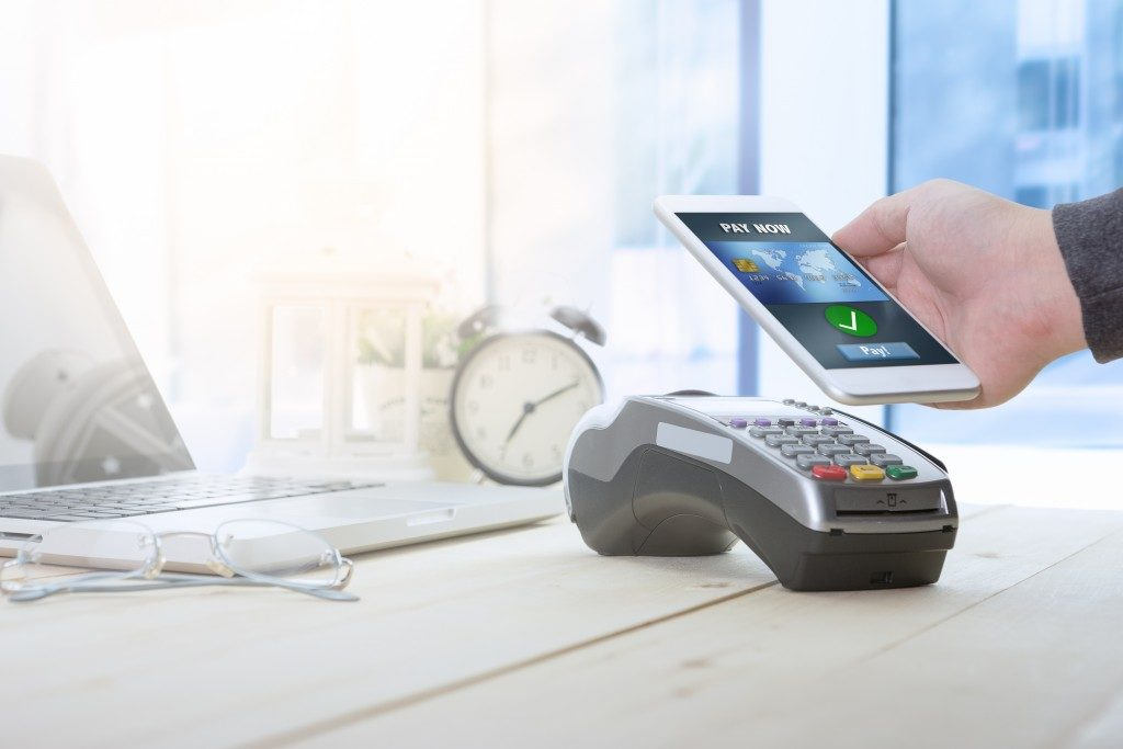 NFC payment method