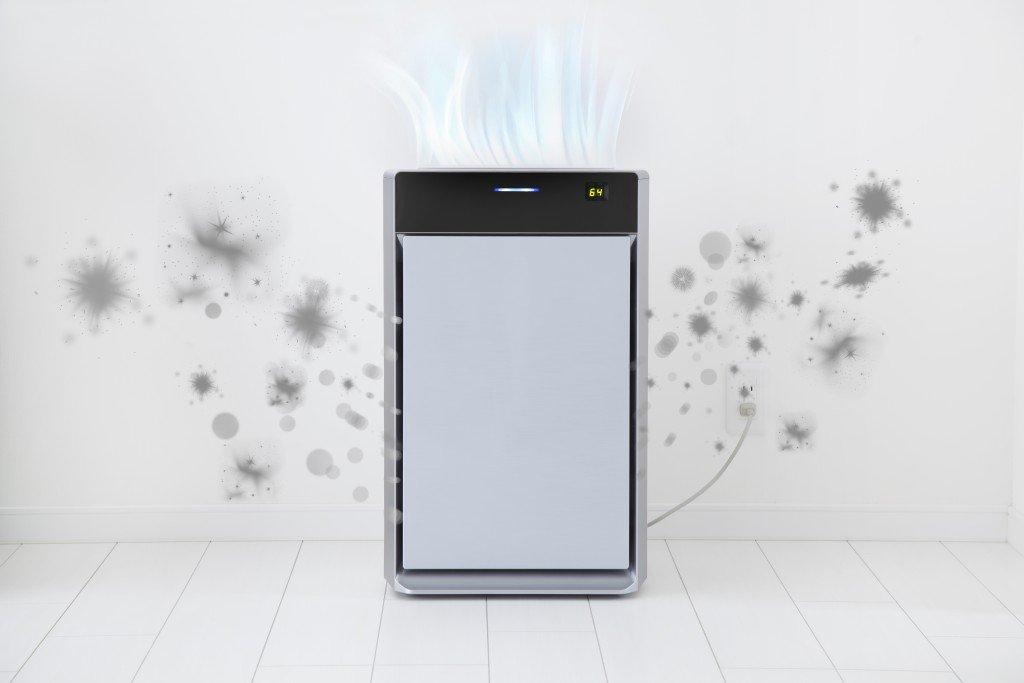 aire filter machine