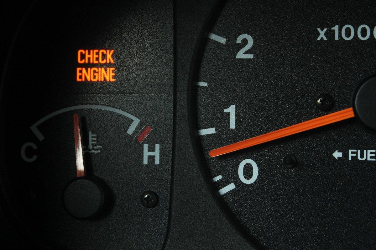 Car engine signal