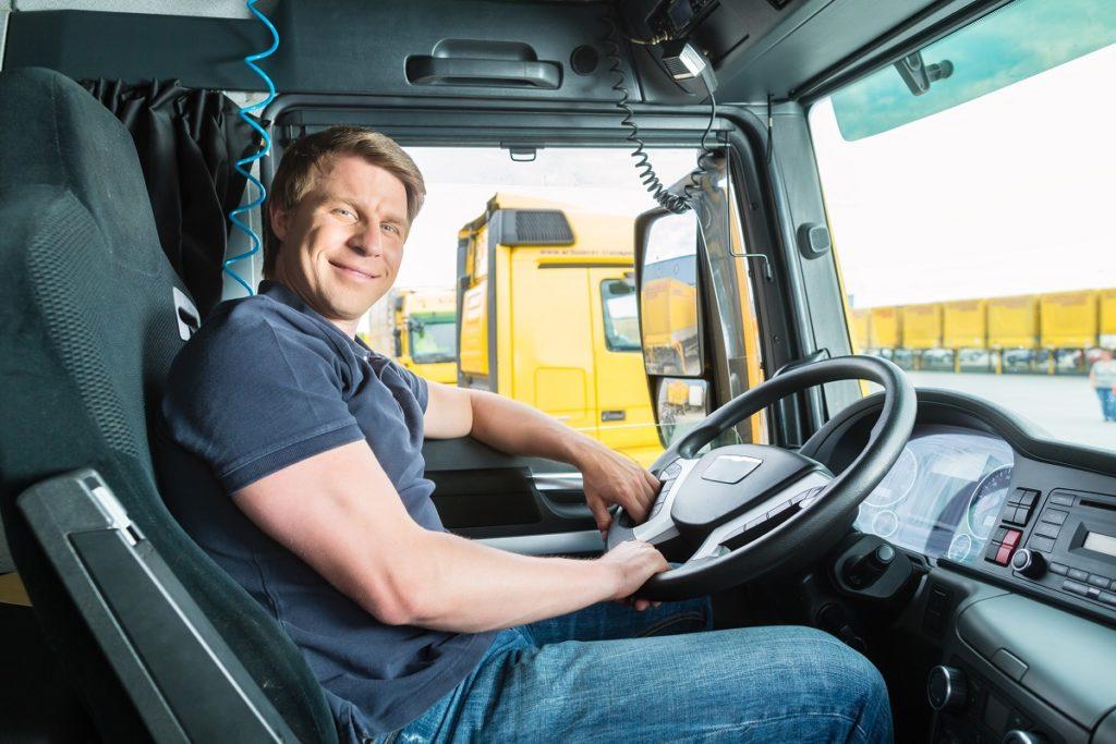 Fleet vehicle driver