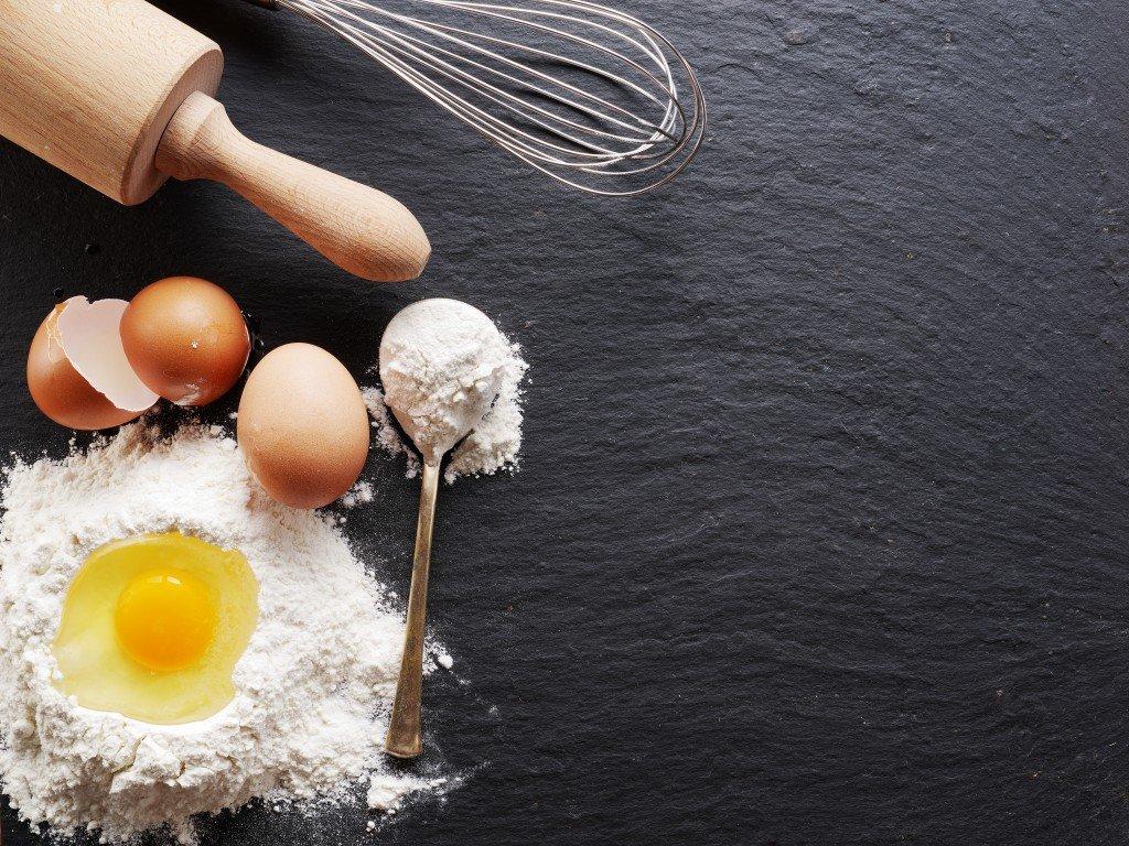 Baking materials